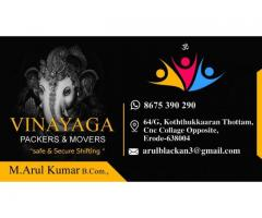 Vinayaga Packers & Movers