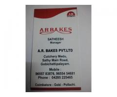 A.R.BAKES PVT.LTD