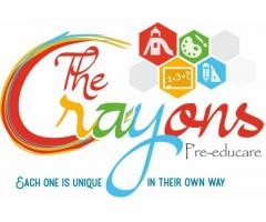 THE CRAYONS PRE-EDUCARE