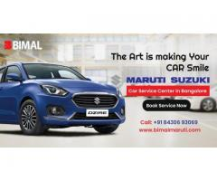 Maruti Suzuki Car Showroom in Bangalore
